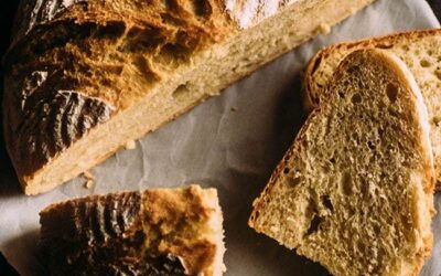 Easy Crusty French Bread Recipe