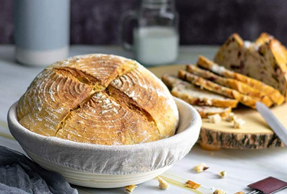 Homemade Sourdough Bread Recipe