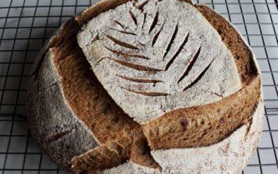 Gluten-Free Sourdough Bread Recipe